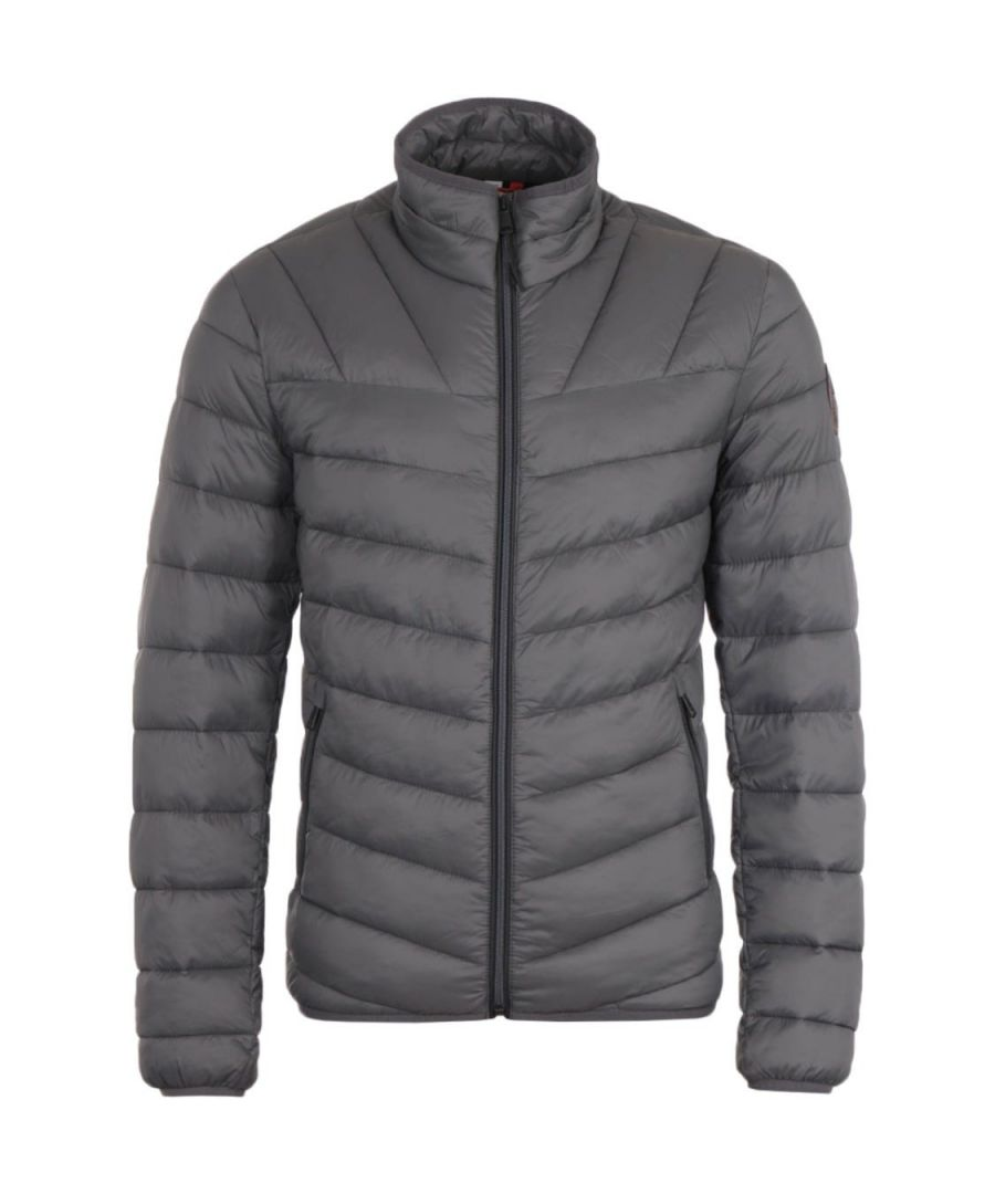 Image for Napapijri Aerons Dark Grey Short Jacket