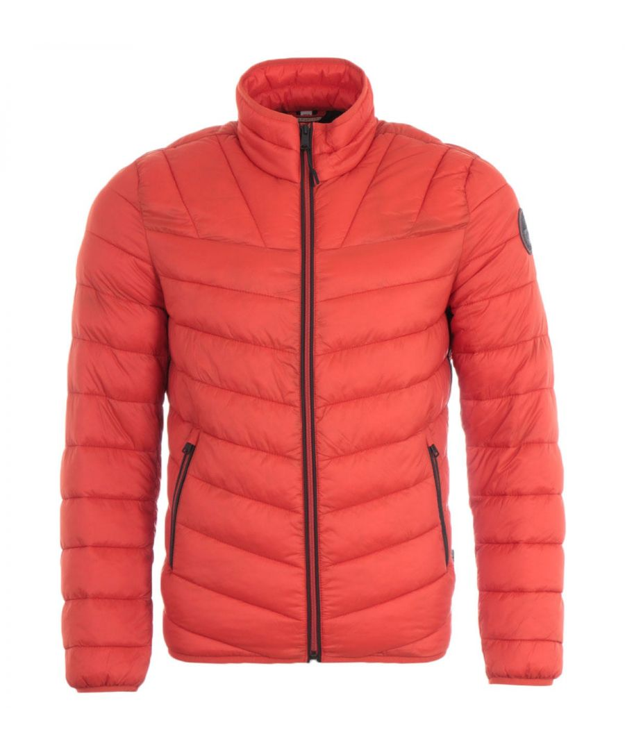 Image for Napapijri Aerons Short Jacket - Orange