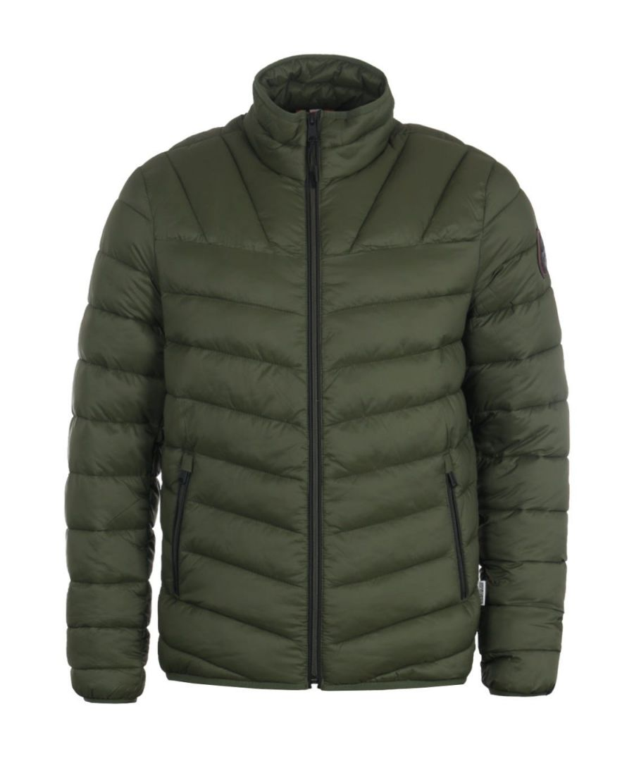 Image for Napapijri Aerons Green Short Jacket