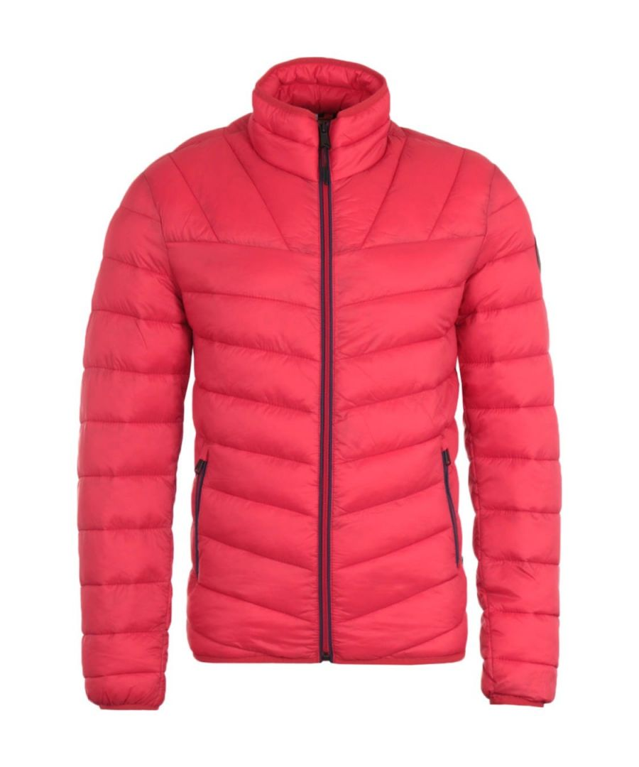 Image for Napapijri Aerons Red Short Jacket