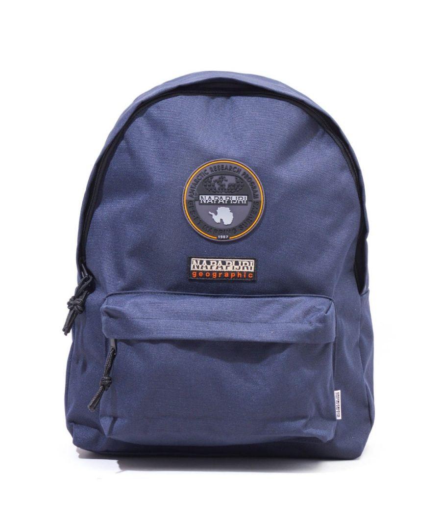 Image for Napapijri Voyage Two Backpack - Blue Marine