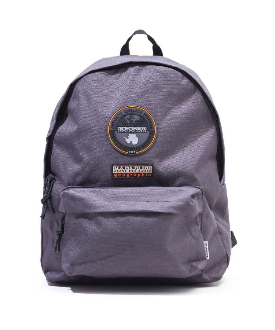 Image for Napapijri Voyage Two Dark Grey Backpack