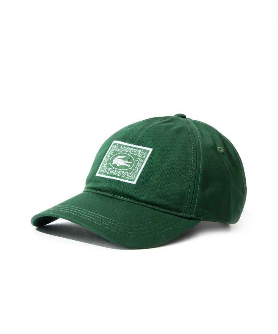 Image for Lacoste Casquette Green Cap