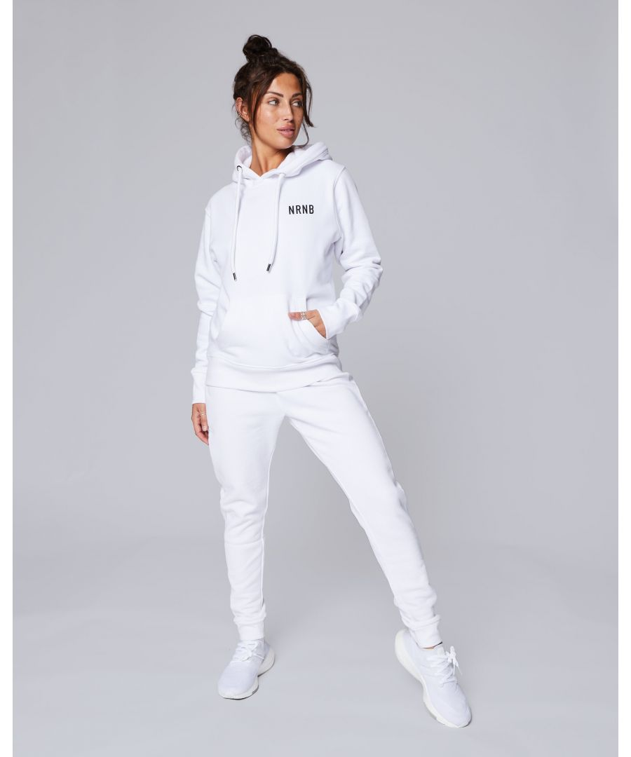 Image for Stealth Joggers in White