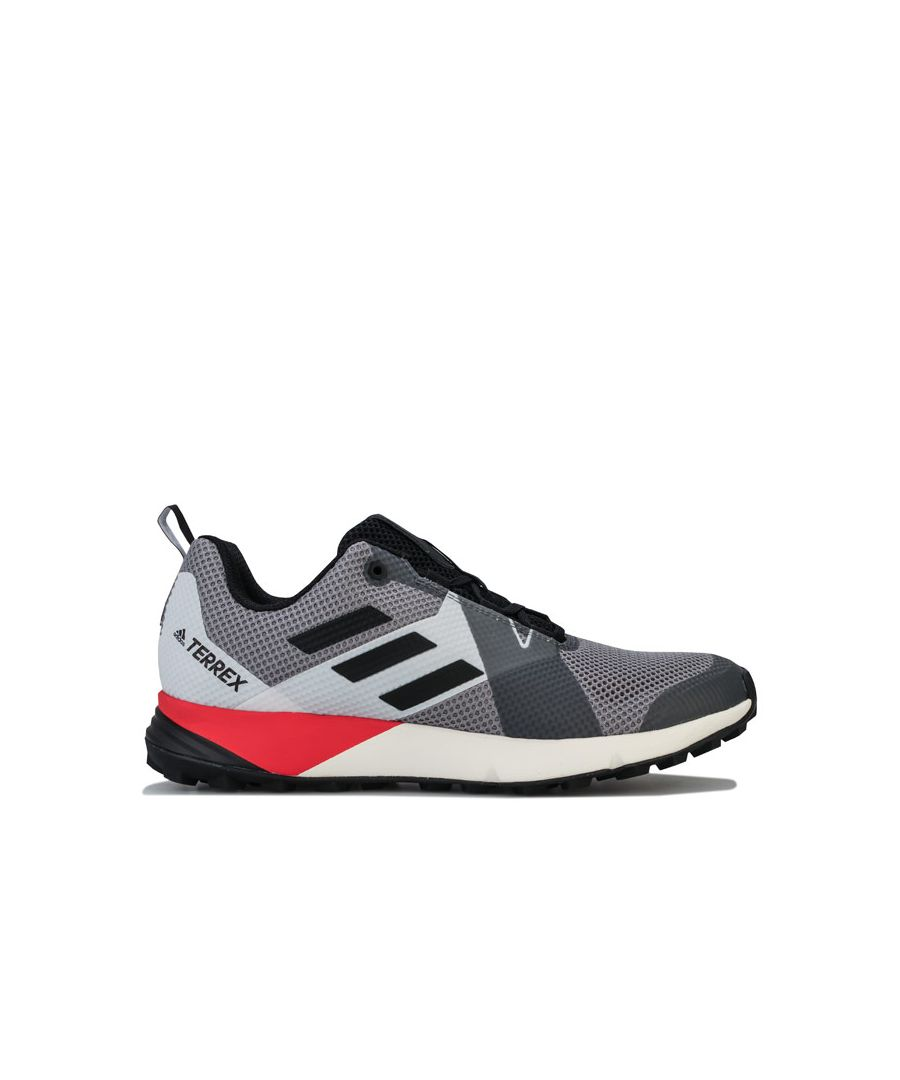 Image for Men's adidas Terrex Two Trainers in Grey