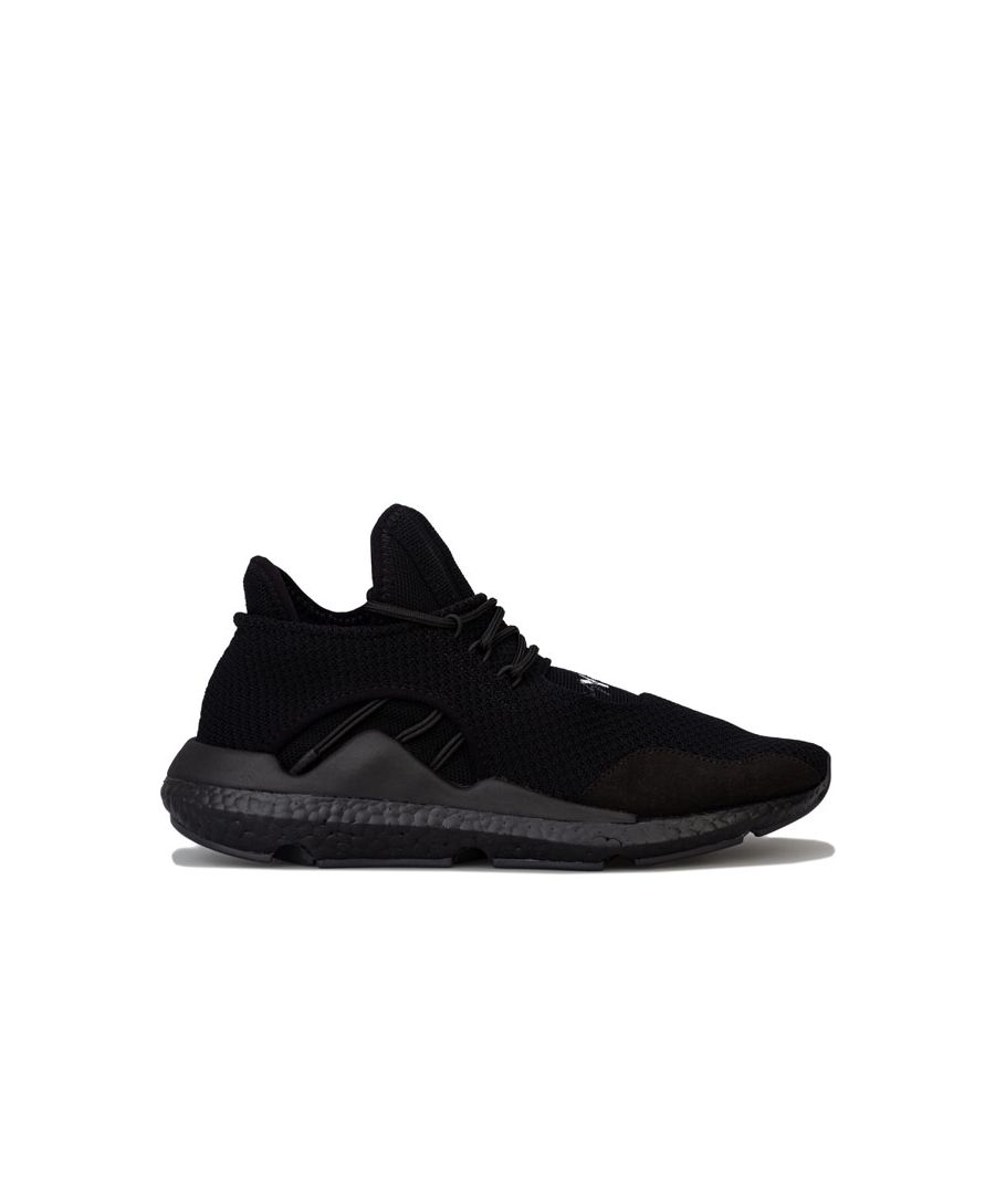 Image for Men's Y-3 Saikou Trainers in Black