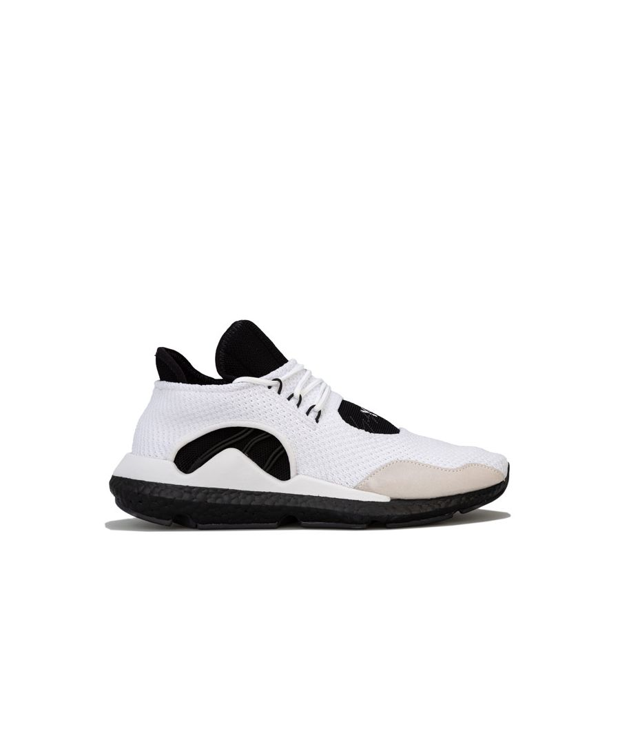 Image for Men's Y-3 Saikou Trainers in White Black