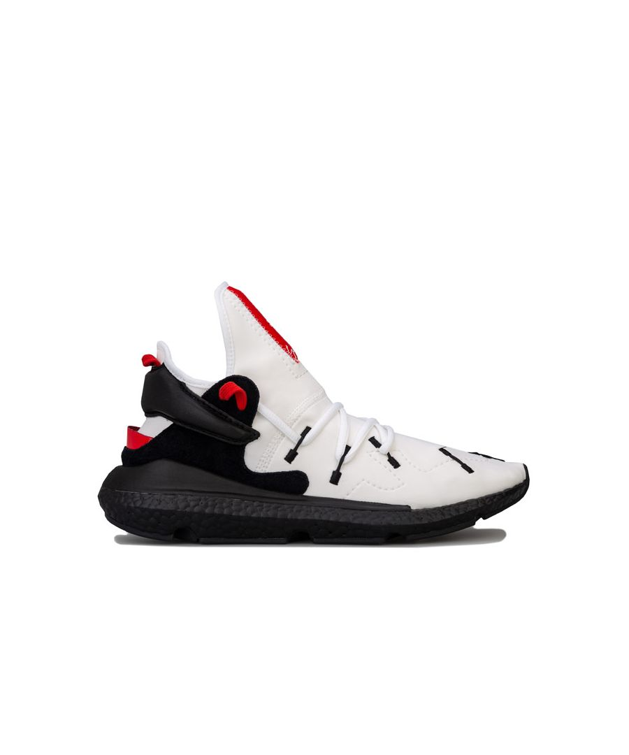 Image for Men's Y-3 Kusari II Trainers in White Black