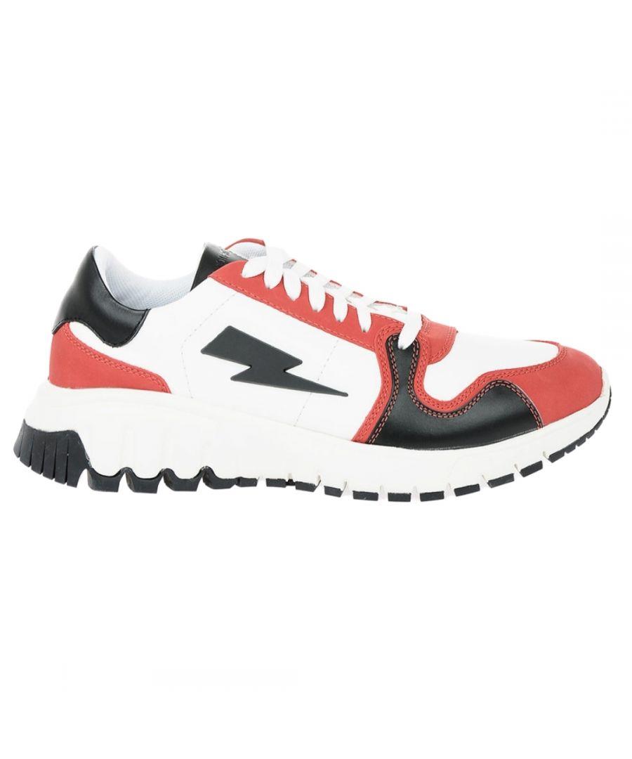 Image for Neil Barrett Retro Runner Sneakers