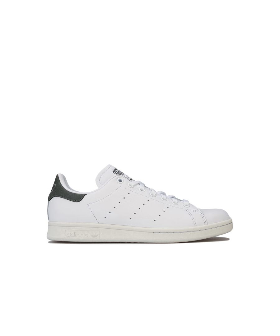 Image for Men's adidas Originals Stan Smith Trainers in White