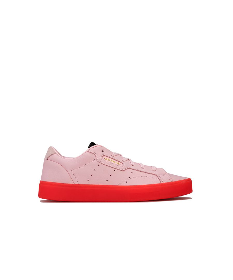 Image for Women's adidas Originals Sleek Trainers in Pink