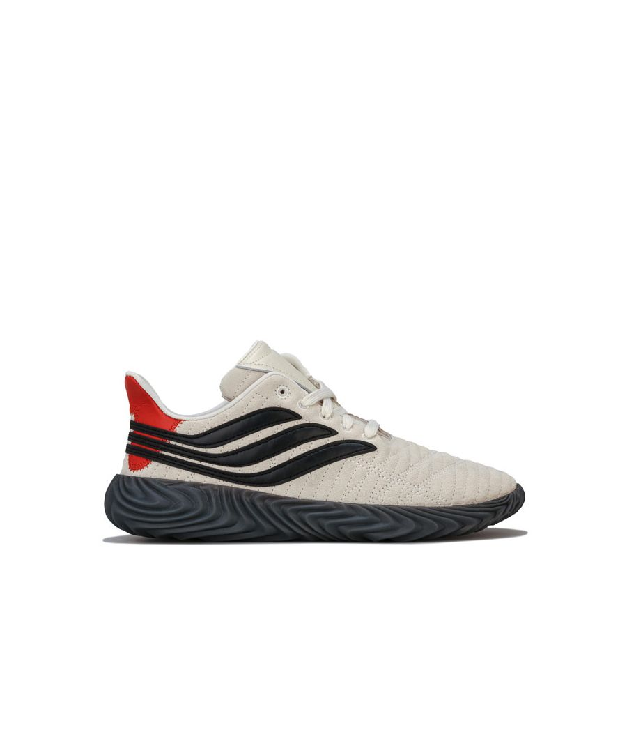 Image for Men's adidas Originals Sobakov Trainers in Off White