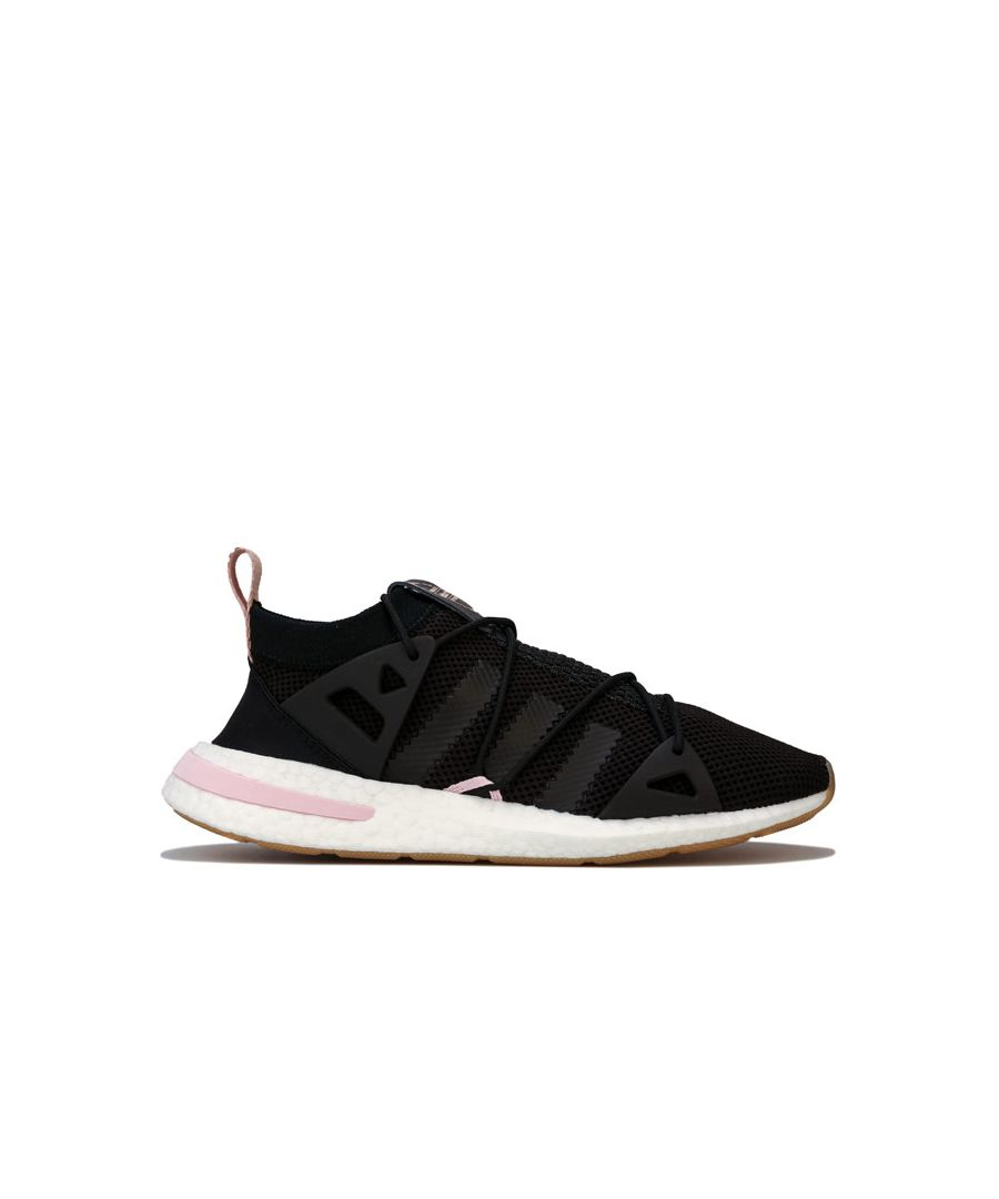 Image for Women's adidas Originals Arkyn Trainers in Black-White