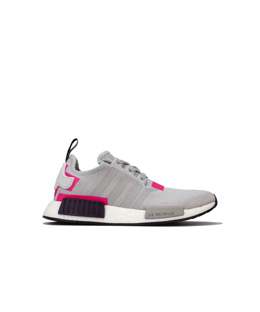 Image for Women's adidas Originals NMD_R1 Trainers in Light Grey