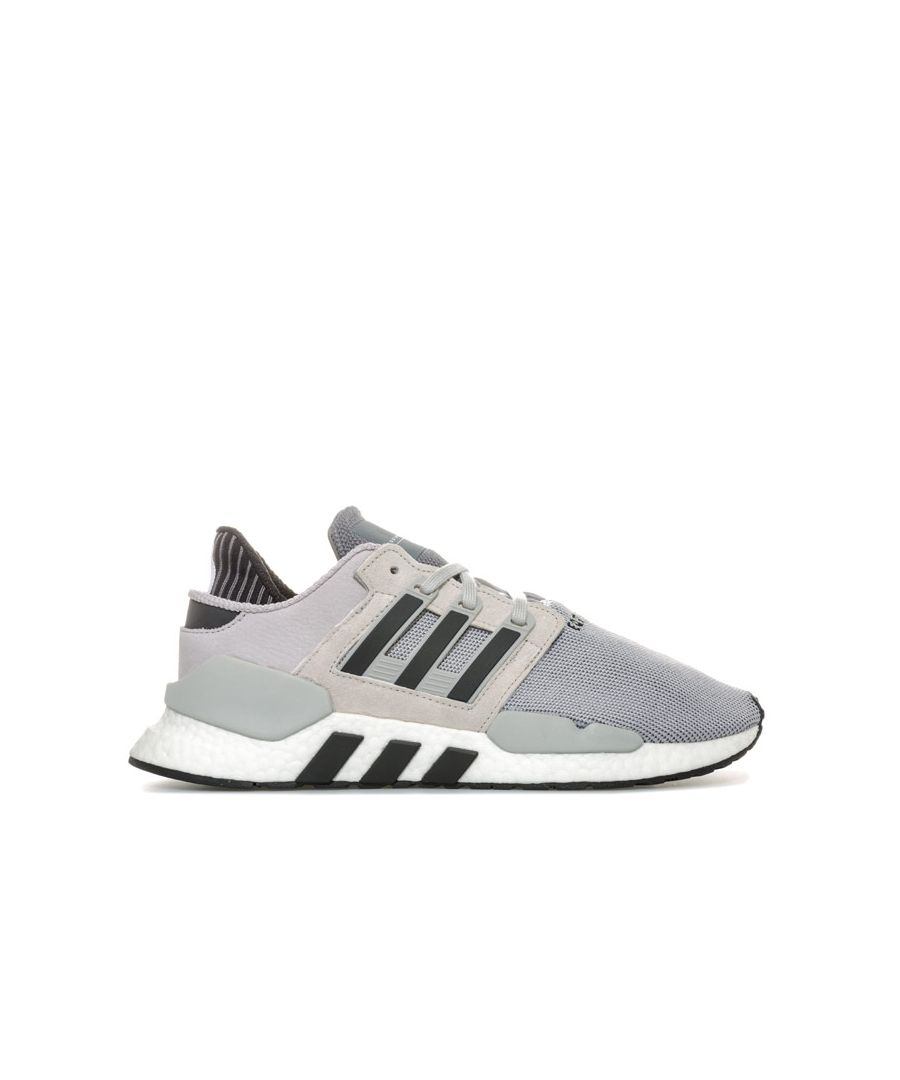 Image for Men's adidas Originals EQT Support 91/18 Trainers in Grey