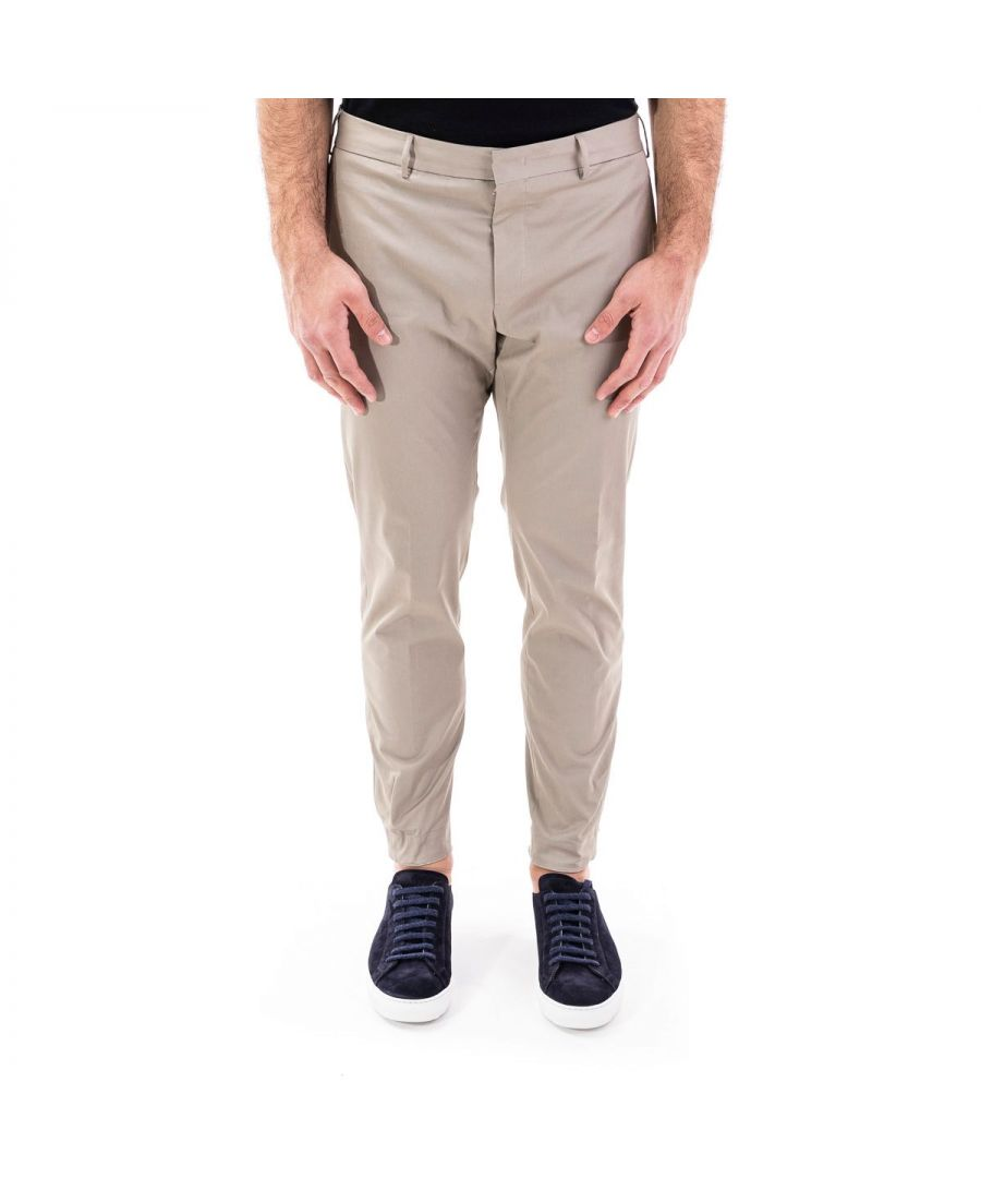 Image for PT01 MEN'S COAS0JZ40KLTMP45040 BEIGE COTTON PANTS