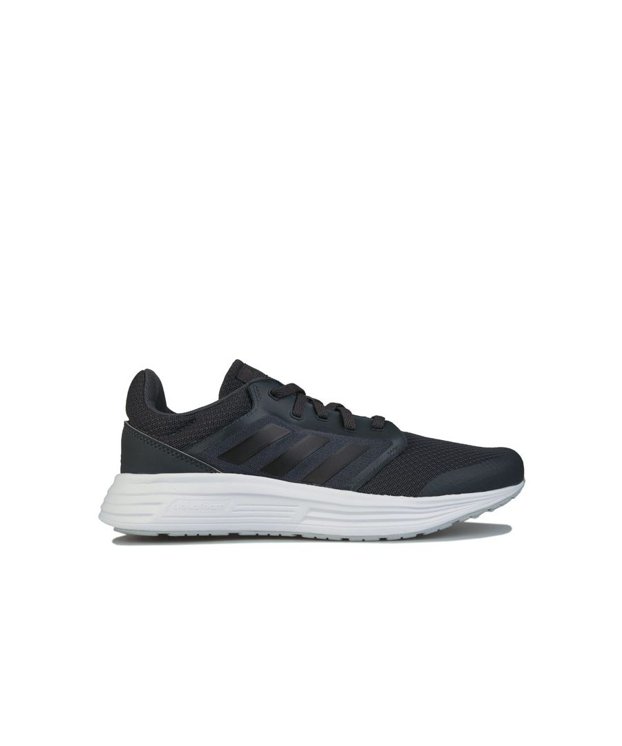 Image for Women's adidas Galaxy 5 Running Shoes in Grey Black