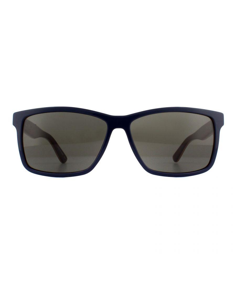 Image for Lacoste Sunglasses L705S 421 Dark Blue Grey