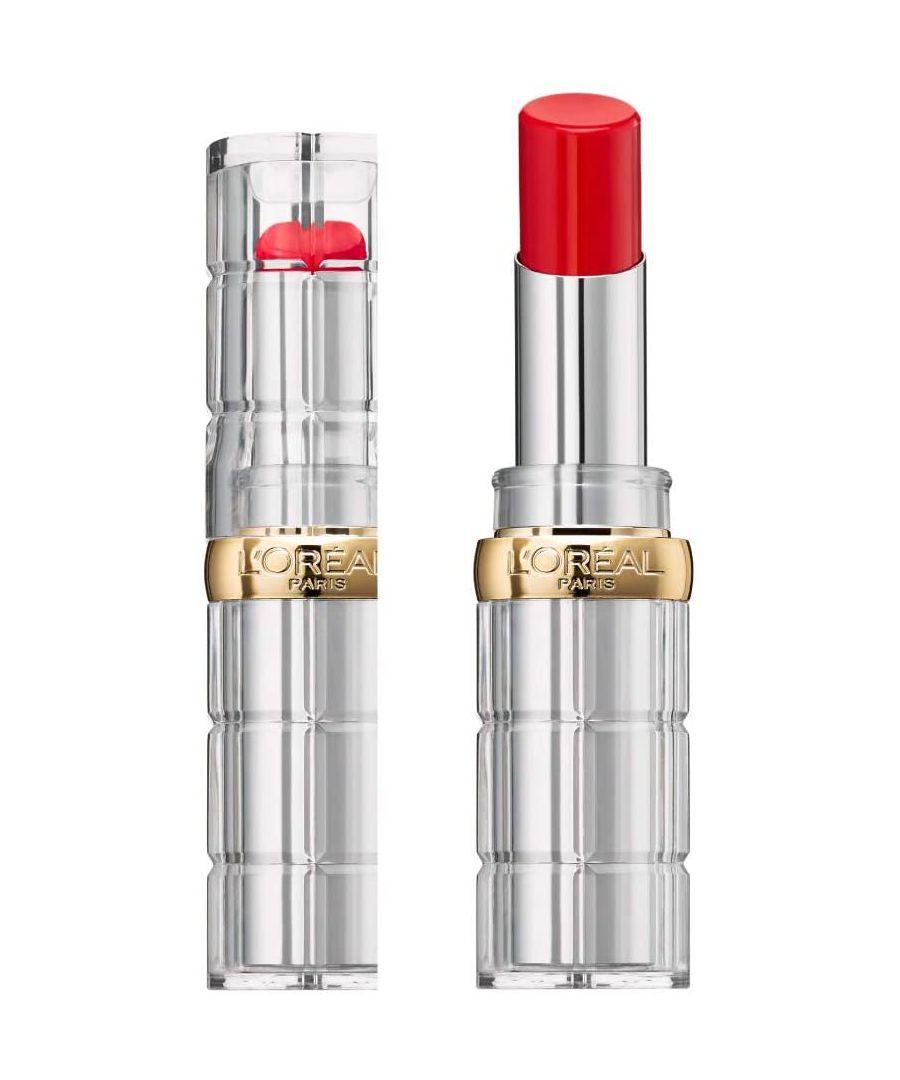 Image for L'Oreal Paris Color Riche Shine Lipstick 5ml - 352 Beauty Guru