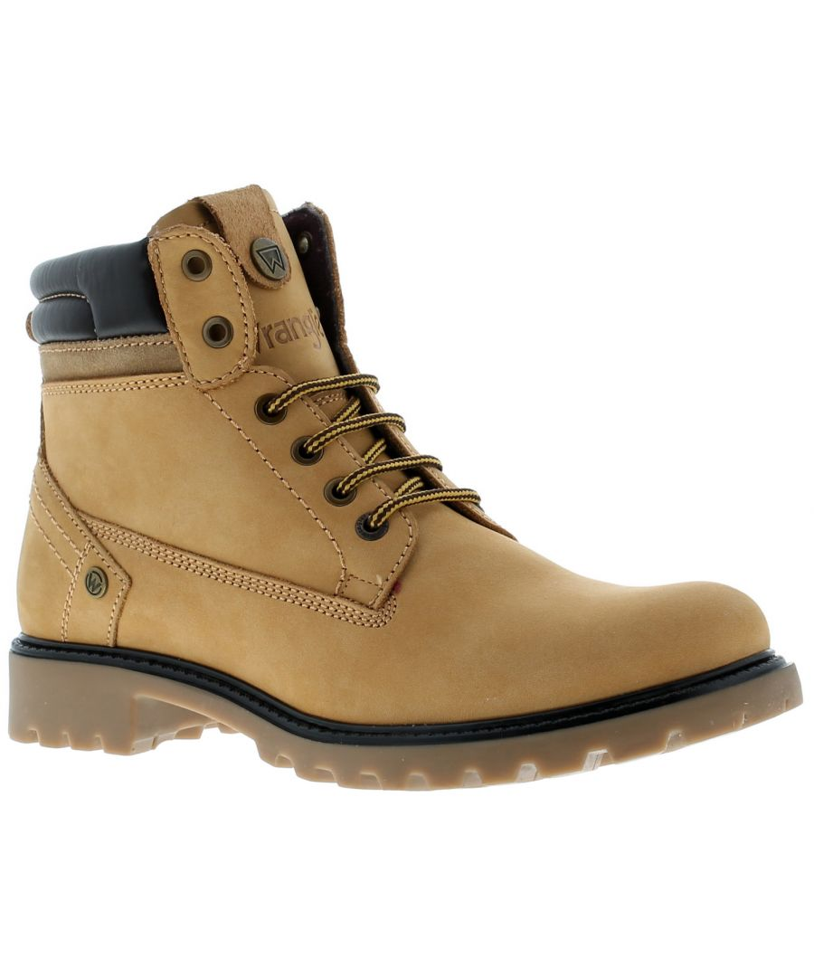 Image for Wrangler Creek Women's Boots In Tan