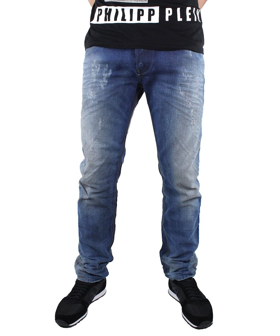 Image for Diesel Belther 0828T Jeans