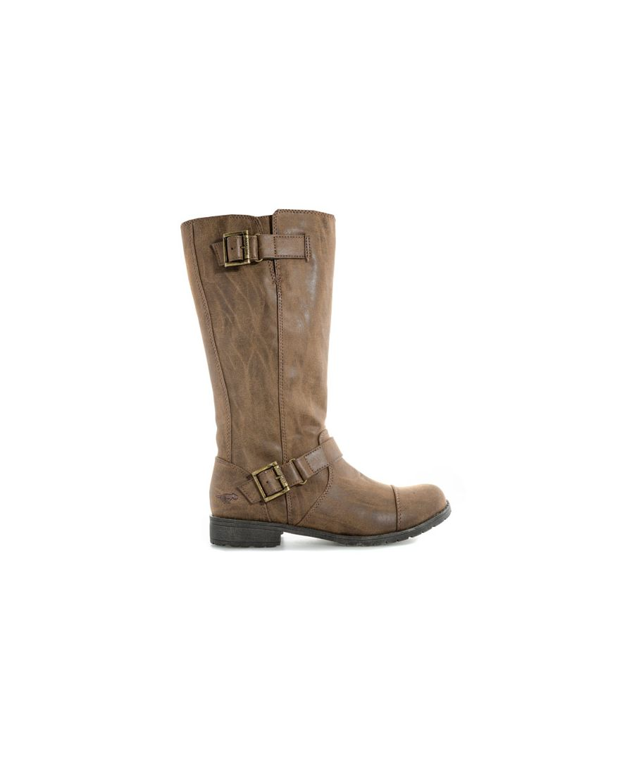 Image for Women's Rocket Dog Berry Heirloom Boots in Brown