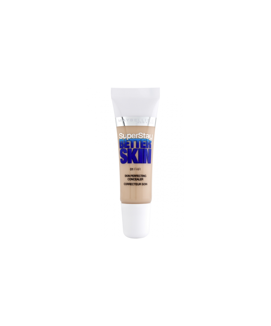 Image for Maybelline New York Superstay Better Skin Concealers 11ml - 01 Fair