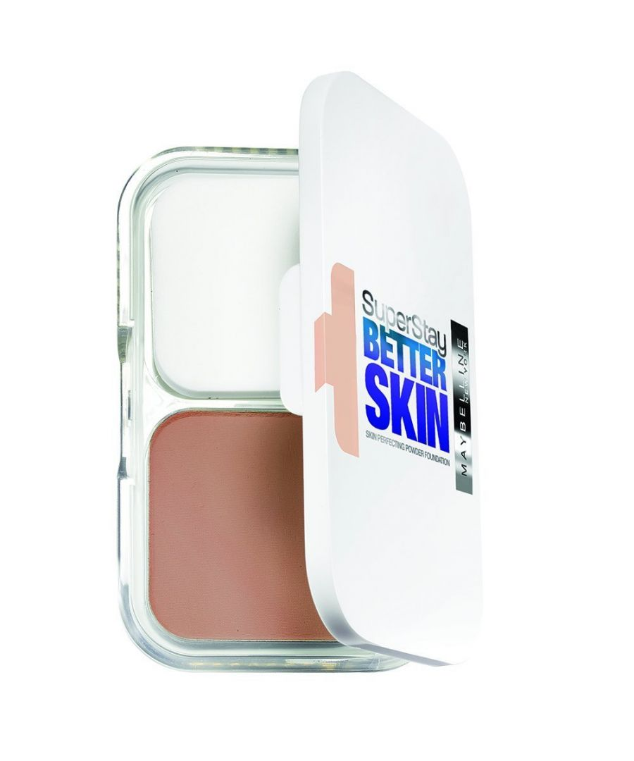 Image for Maybelline Superstay Better Skin Powder Compact Foundation 9g - 040 Fawn