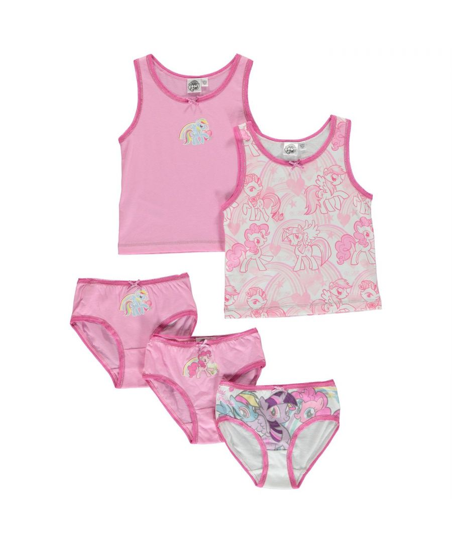 Image for Character Kids 5 Pack Vest and Brief Set Infant Briefs Underwear Cotton Winter