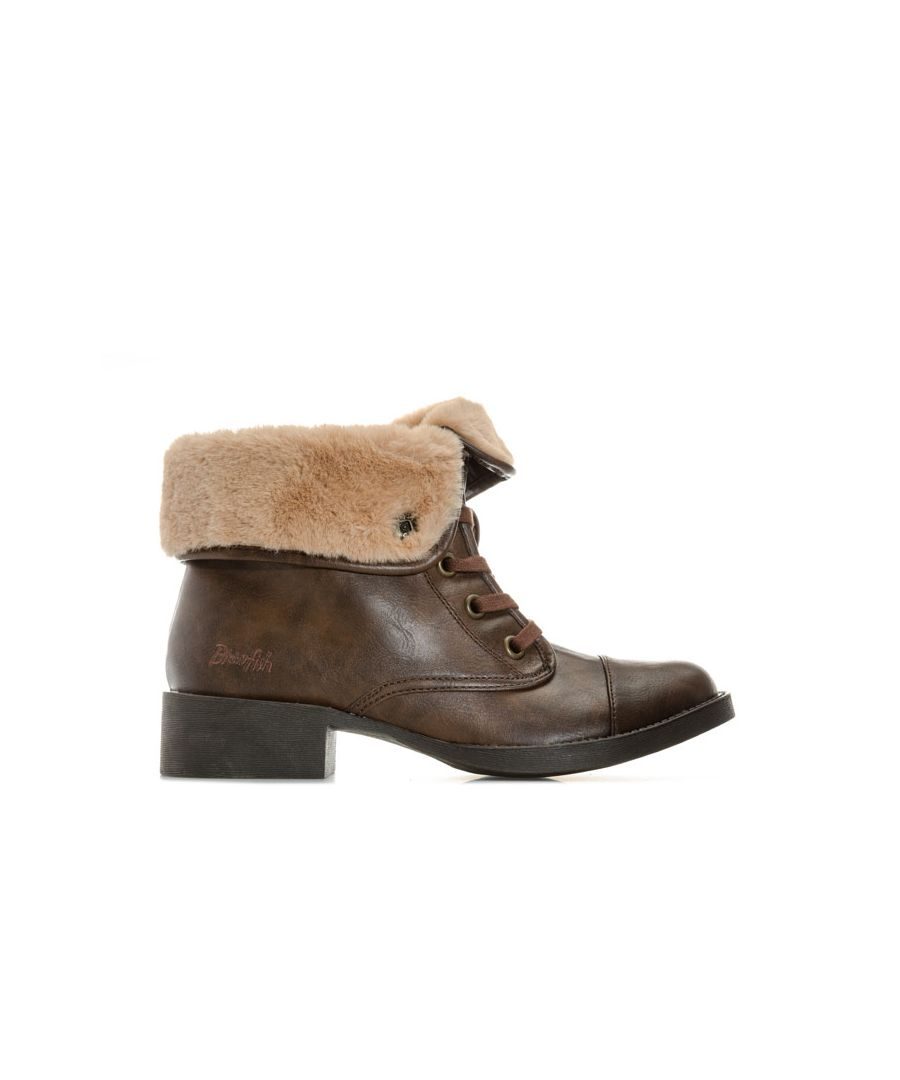 Image for Women's Blowfish Malibu Karona Boots in Brown