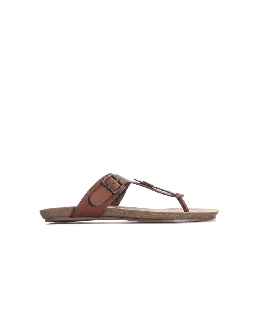 Image for Women's Blowfish Malibu Greco Sandals in Brown