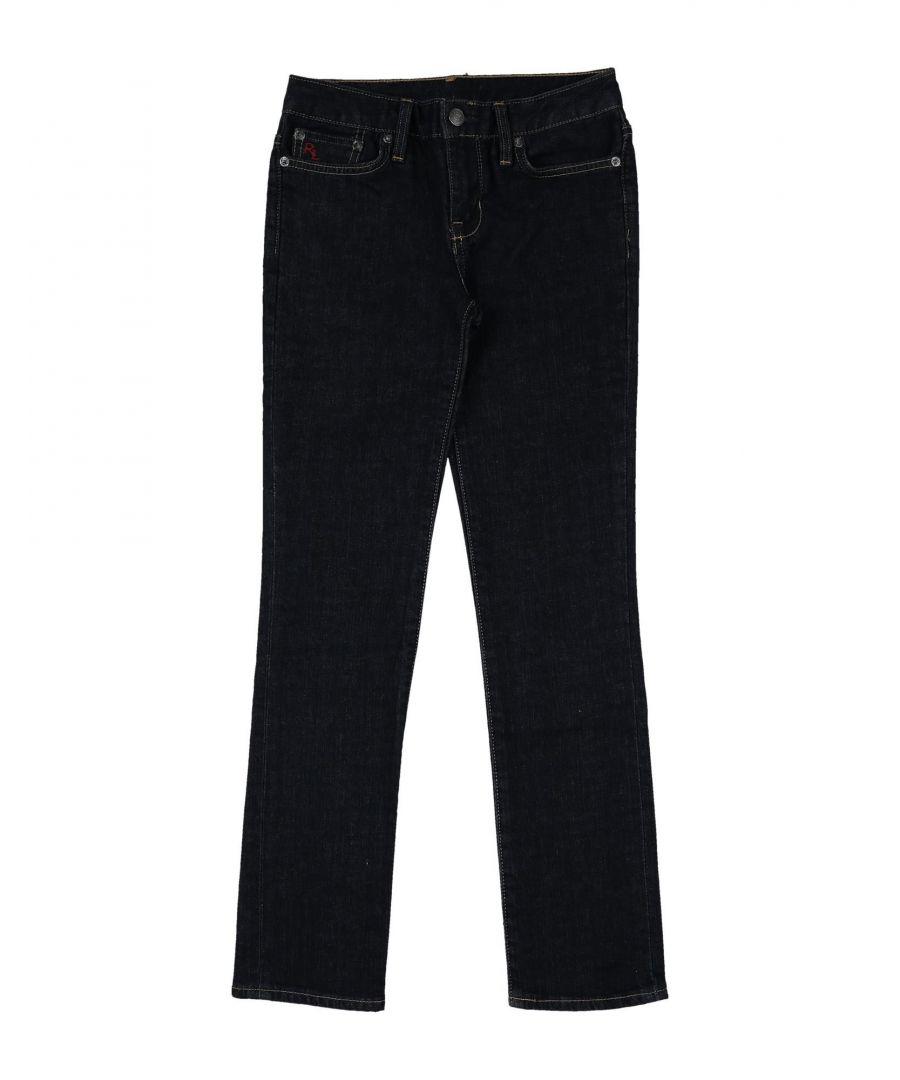 Image for Ralph Lauren Boy Denim trousers Cotton