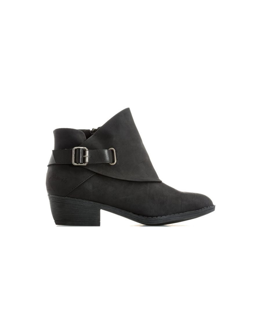 Image for Women's Blowfish Malibu Sill Boots in Black
