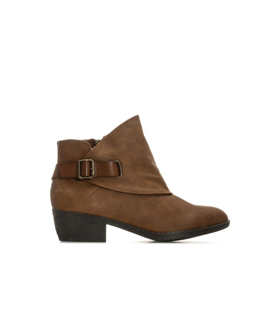 Image for Women's Blowfish Malibu Sill Boots in Brown
