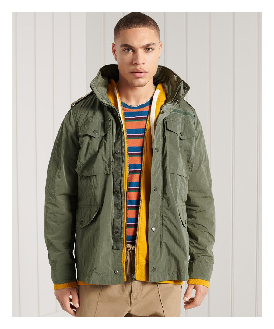 Image for Superdry Military Field Jacket