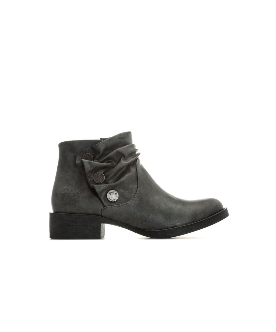 Image for Women's Blowfish Malibu Kagar Boots in Charcoal