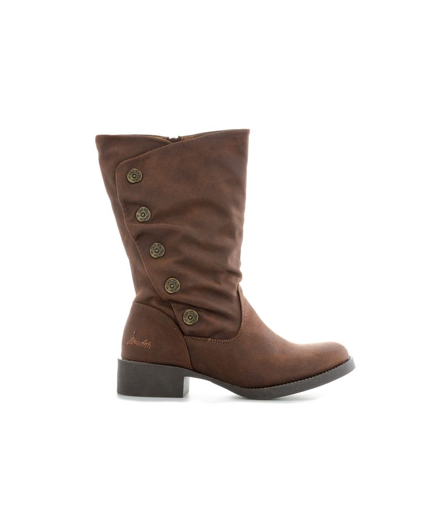 Image for Women's Blowfish Malibu Keeda Boots in Brown