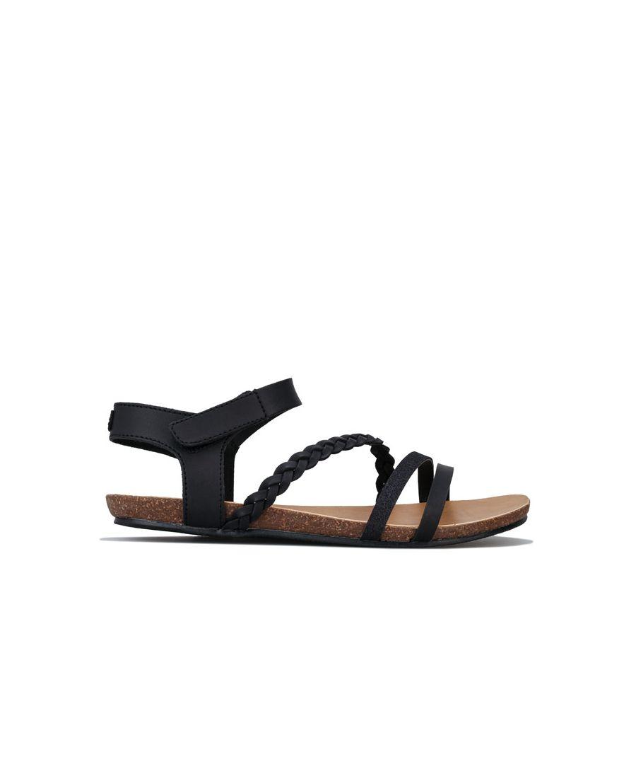 Image for Women's Blowfish Malibu Gemm Sandals in Black