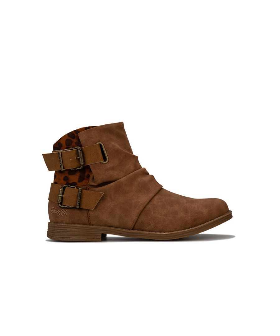 Image for Women's Blowfish Malibu Remixy Boots in Brown