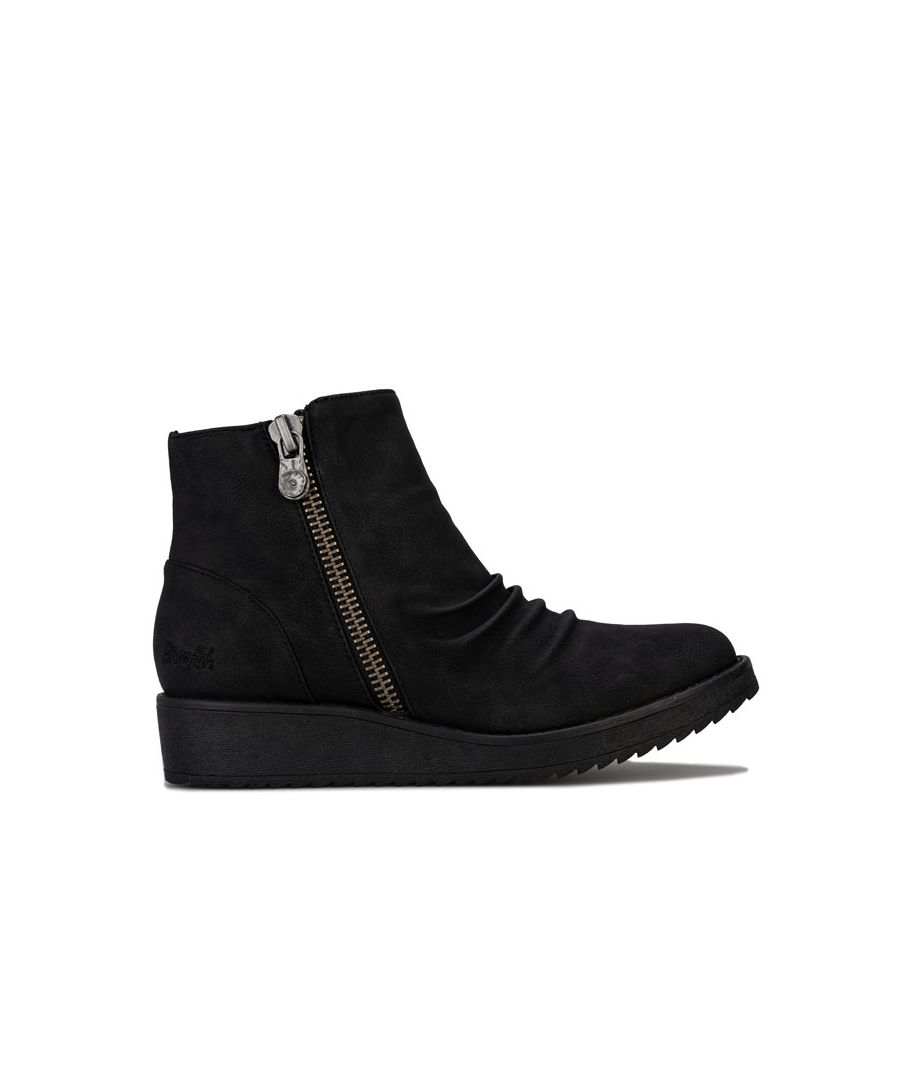 Image for Women's Blowfish Malibu Carah Boots in Black