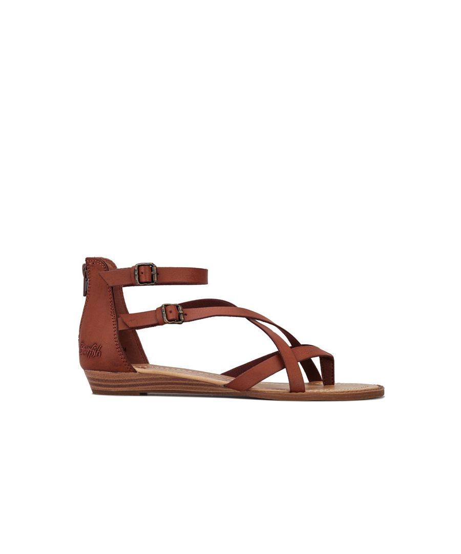 Image for Women's Blowfish Malibu Berrie Sandals in Brown