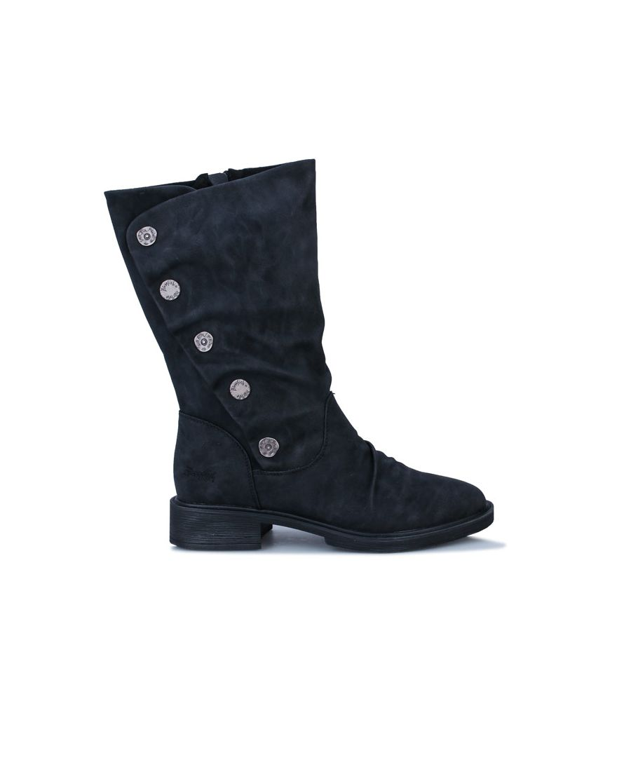 Image for Women's Blowfish Malibu Keeda 2 Boots in Black