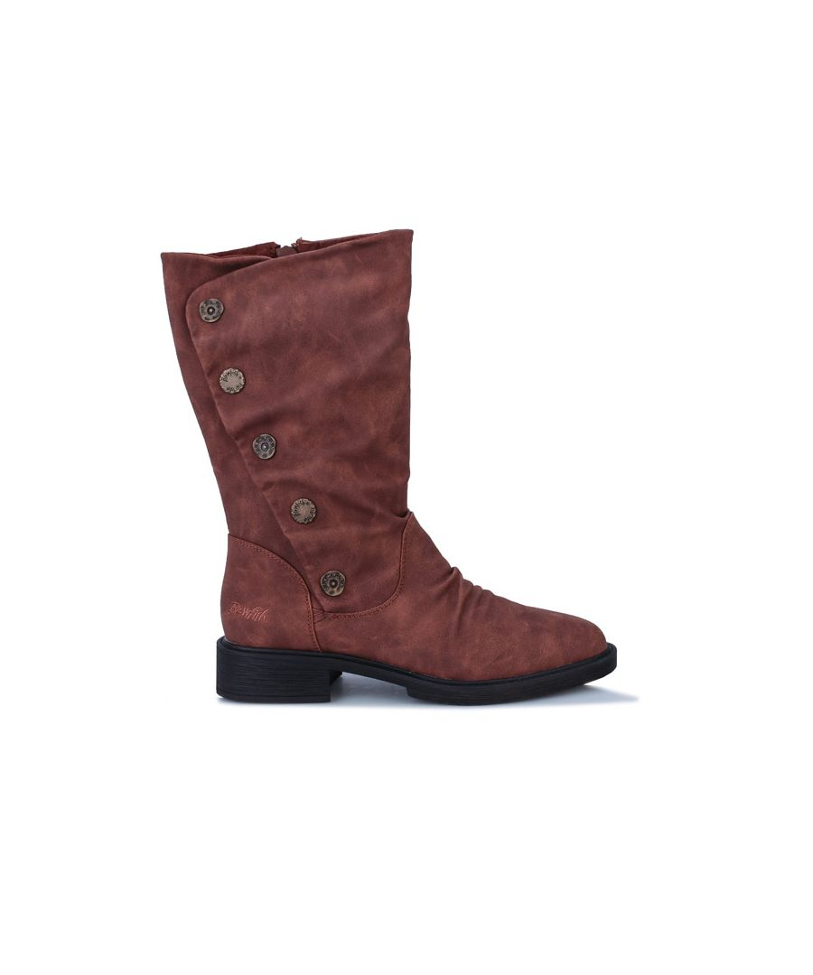 Image for Women's Blowfish Malibu Keeda 2 Boots in Brown