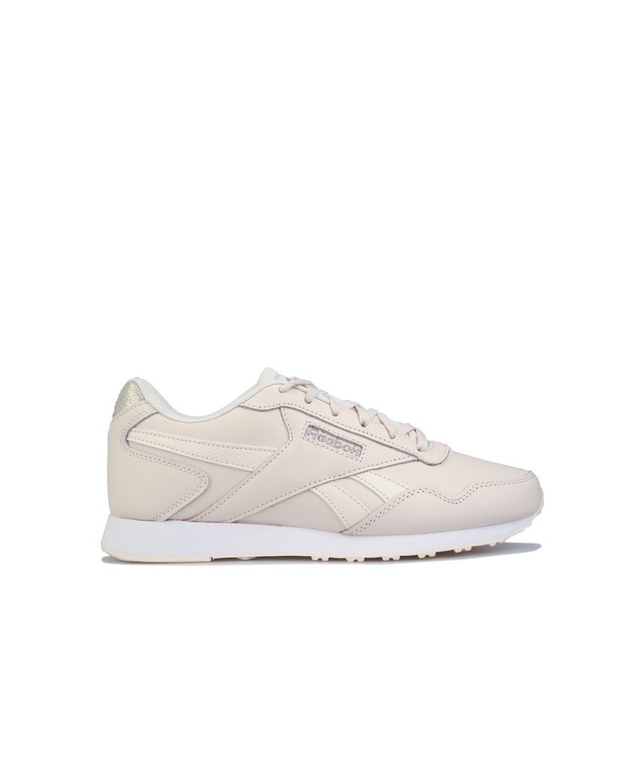 Image for Women's Reebok Classics Royal Glide LX Trainers in Pink