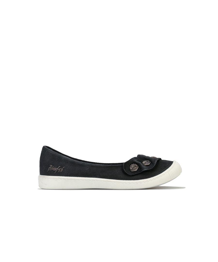 Image for Women's Blowfish Malibu Kona Ballet Shoes in Black