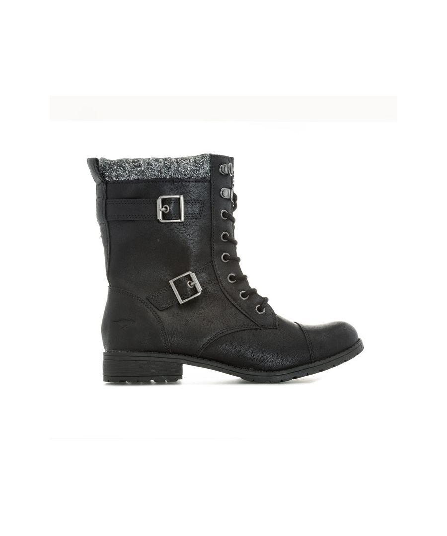 Image for Women's Rocket Dog Billie Lewis Boots in Black