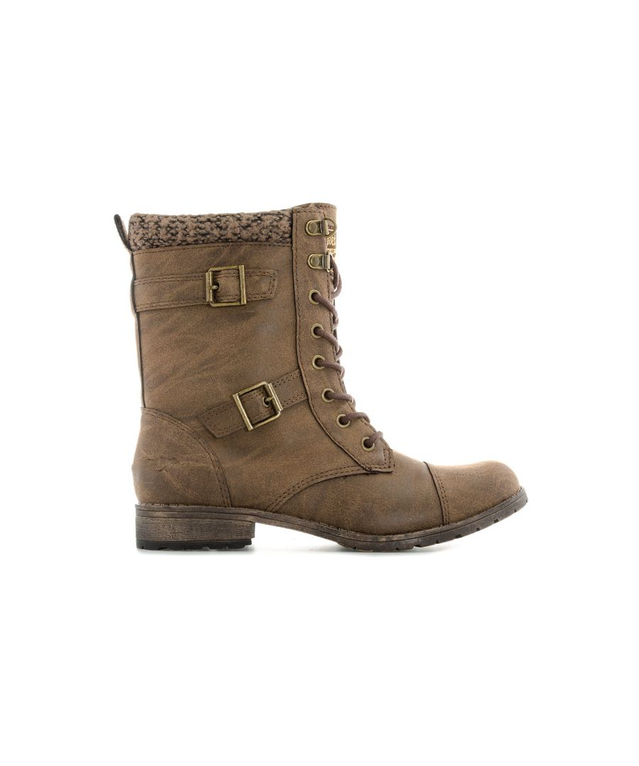 Image for Women's Rocket Dog Billie Heirloom Boots in Brown
