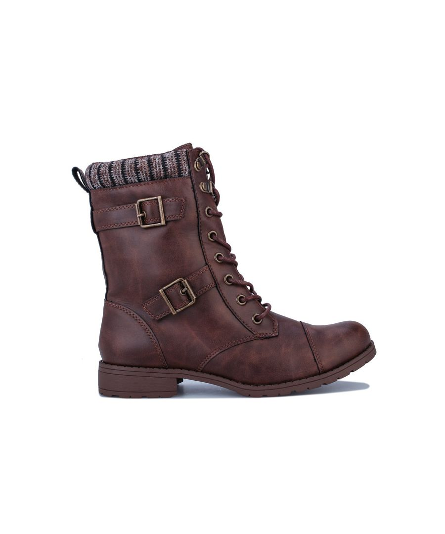 Image for Women's Rocket Dog Billie Grand Boots in Brown