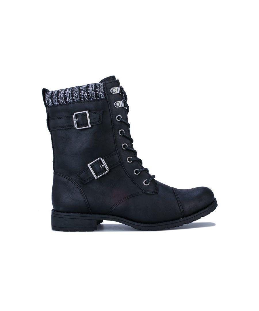 Image for Women's Rocket Dog Billie Grand Boots in Black