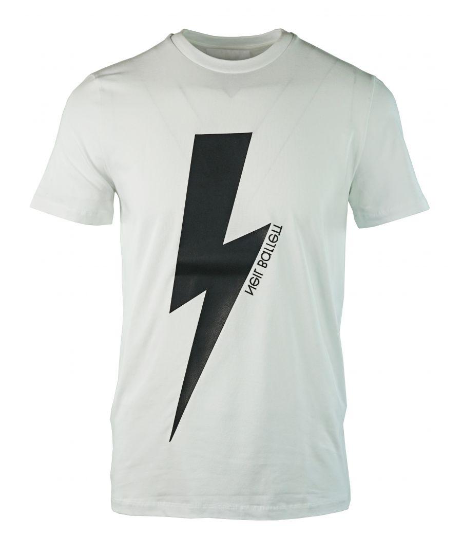 Image for Neil Barrett BJT455F H505P 526 T-Shirt